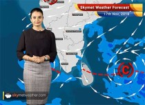 Weather Forecast for Nov 17: Cyclone Gaja weakens into a Depression, Rains to Increase over Lakshadweep