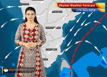 Weather Forecast for Nov 27: Dry weather across most parts of India; Delhi pollution hits back