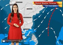 Weather Forecast for Nov 30: Rains in South India, no change in Delhi pollution