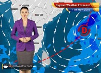 Weather Forecast for Nov 11: Rains in Kashmir, HP, South India; Delhi continues to battle with pollution
