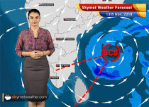 Weather Forecast for Nov 13: Severe Cyclone Storm Gaja to bring rains in South; no relief from Delhi Pollution