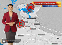 Weather Forecast for Nov 14: Gaja to give rains in South Peninsula; Delhi-NCR continues battle with Pollution