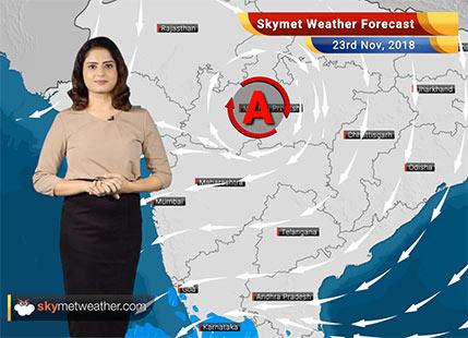 Maharashtra Weather Forecast for Nov 23: Rains to occur over Tamil Nadu, Andhra Pradesh, Kerala, South Interior Karnataka