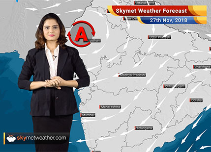 Maharashtra Weather Forecast for Nov 27: Dry weather prevails over entire India
