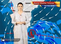 Weather Forecast for Nov 6: Rains over South coast; temperatures drop over Northern plains