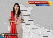 Weather Forecast for Nov 6: Delhi Pollution to persist, Rain in Tamil Nadu, Madhya Maharashtra