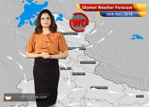 Weather Forecast for Nov 28: Dry weather prevails over entire India, Delhi pollution to intensify