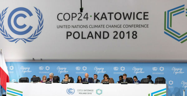 Climate summit in Poland in-News UN 600