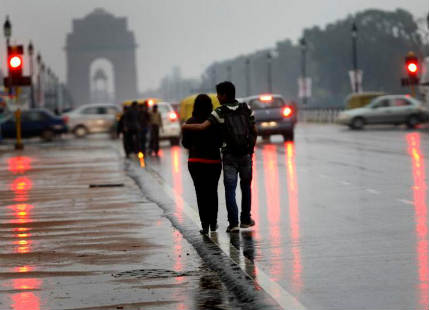 Delhi Winter Rains