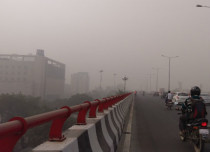 Delhi Pollution 429