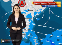 Weather Forecast for Dec 5: Rain in Chennai, Tamil Nadu, parts of Andhra Pradesh, Kerala, Karnataka likely