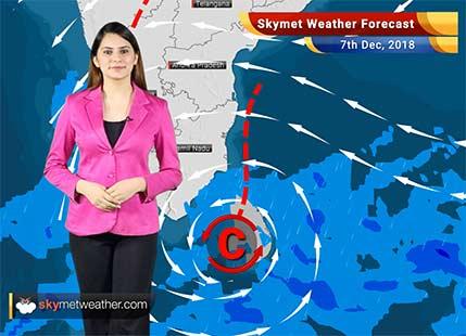 Weather Forecast for Dec 7: Rain in Tamil Nadu, Kerala and Coastal Karnataka