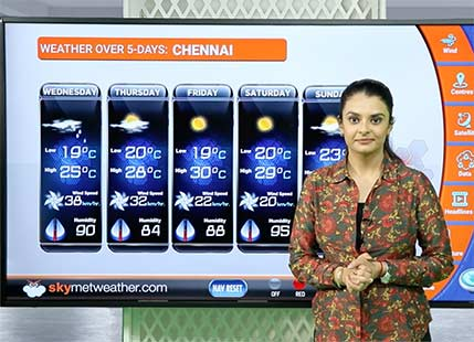 Weather Forecast for Dec 12: Rain/snow in Jammu and Kashmir and Himachal Pradesh