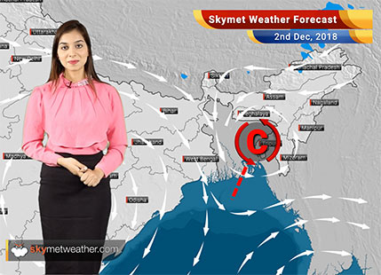 Weather Forecast for Dec 2: Rain in Tamil Nadu. Pollution to rise over Delhi, Chandigarh, Lucknow and Jaipur