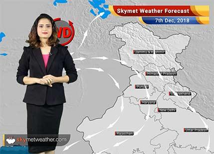 Weather Forecast for Dec 7: Tamil Nadu, Kerala and Coastal Karnataka to witness rains