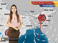 Weather Forecast for Dec 8: Light rain in Jammu and Kashmir, Dense fog in Uttar Pradesh, Haryana, Punjab and Himachal Pradesh