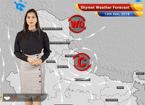 Weather Forecast for Dec 13: Rain and snowfall in Uttarakhand. Fog to increase in most parts of the country