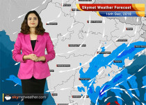 Weather Forecast for Dec 16: CyclonePhethaito bring heavy rains over Andhra Pradesh and Odisha