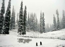 Rain-snow in Kashmir and Himachal_NDTV 429