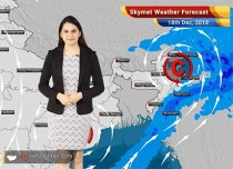 Weather Forecast for Dec 18: Cyclone Phethai weakens into depression; heavy rains in Odisha, West Bengal