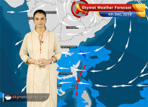 Weather Forecast for Dec 4: Rain in TN, Kerala likely, Karnataka; rest of the country to witness dry weather