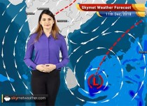 Weather Forecast for Dec 11: Rain and snow likely in Jammu and Kashmir and Himachal Pradesh