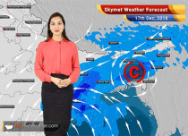 Weather Forecast for Dec 17: Cyclone Phethai to bring heavy rainfall in South India, light rains in East India