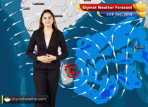 Weather Forecast for Dec 20: Light rain in Northeast India likely; fog in Bihar, Jharkhand, West Bengal