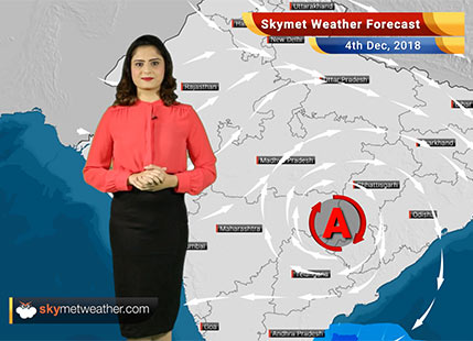 Weather Forecast for Dec 4: Rains over South India; improvement in Delhi pollution expected