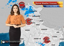 Weather Forecast for Dec 10: Andaman and Nicobar Island, Telangana, Andhra Pradesh, parts of Karnataka to witness rains