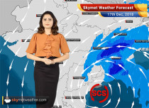 Weather Forecast for Dec 17: Cyclonic storm Phethai; heavy rains over Tamil Nadu and Andhra Pradesh expected