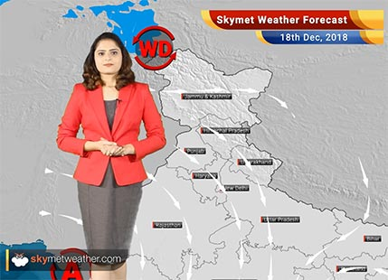 18 दिसंबर का मौसम पूर्वानुमान: चक्रवाती तूफान फ़ेथाई डिप्रेशन में हुआ परिवर्तित; ओड़ीशा, पश्चिम बंगाल पर देगा भारी बारिश..