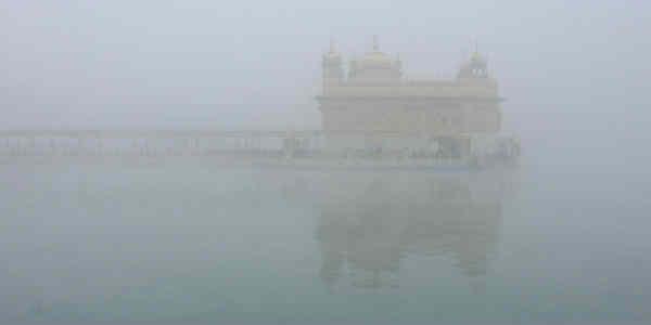 fog in amritsar website