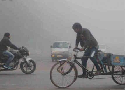 Cold Day In Chandigarh, Dehradun, Ambala, Karnal