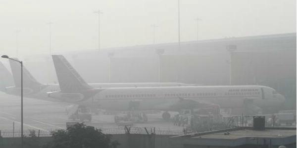 Delhi Fog Main