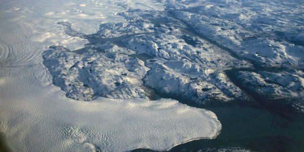 Southwest Greenland Ice Melt, a new concern for future sea level