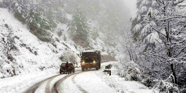 A week full of rain and snow ahead for Kashmir, Himachal, Uttarakhand