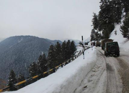 Snowstorm, avalanches, rain and snow in Kashmir, Himachal, Uttarakhand ahead