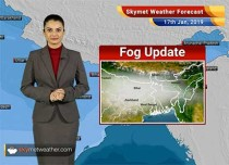 Weather Forecast Jan 17: Light rains over Kashmir, Himachal; rest parts of the country to remain dry