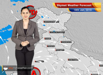 Weather Forecast Jan 18: Rain and snow to commence over Kashmir, Himachal by tomorrow