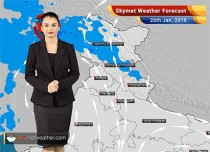 Weather Forecast Jan 20: Kashmir, Himachal, Uttarakhand gear up for upcoming heavy rain, snow