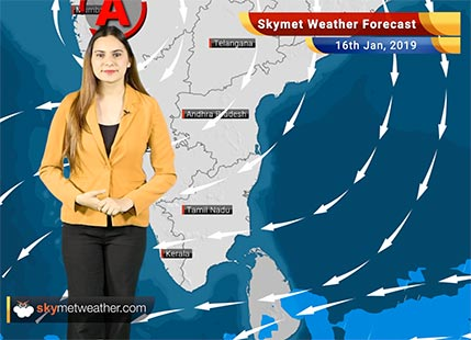Weather Forecast Jan 16: Rain and snow likely over Kashmir, Himachal and parts of Uttarakhand