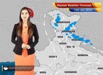 Weather Forecast for Jan 13: Light rain in North and Central India on Lohri
