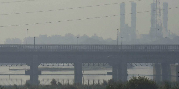 Air Pollution: Greenpeace claims, National Clean Air Programme by government not adequate