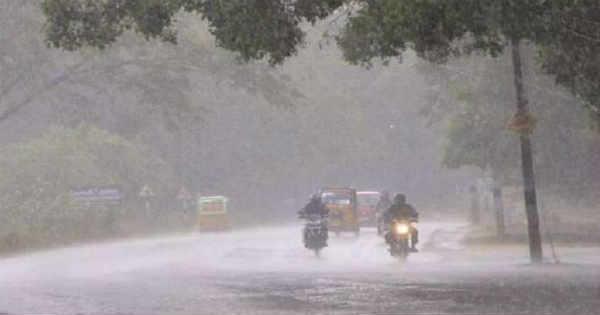 Rains in Andhra Pradesh