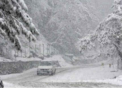 Rain, Snow in Kashmir, HP and Uttarakhand