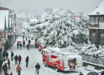 Snowfall in Dharmshala_Elets Technomedia 429