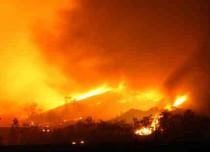Tasmania wildfires
