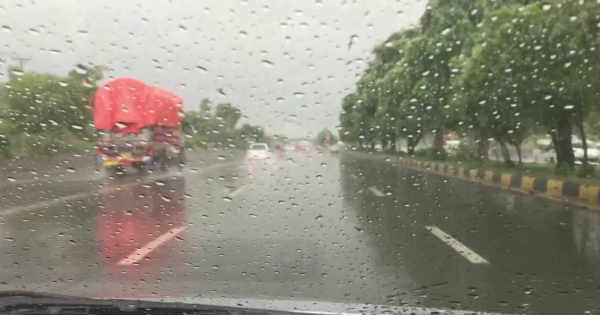 UP Rains Article