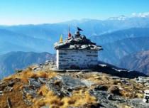 Uttarakhand dry weather-Chandrashila dot com-429